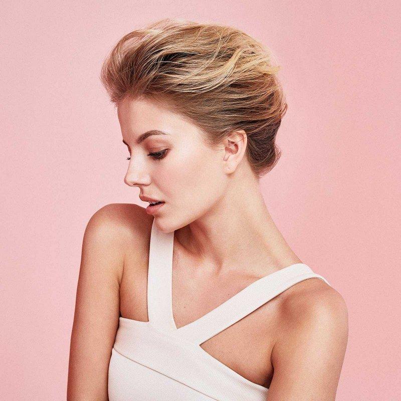 Укладки для длинных волос элегантно собранные волосы фото